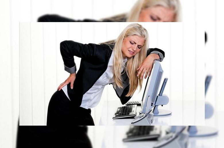 Evita dolores mejorando la ergonom a de tu espacio de trabajo for Espacio de trabajo ergonomia